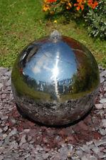 Fontaines d'extérieur en acier inoxydable