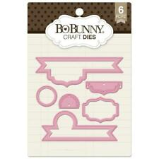BOBUNNY BANNER TAGS   DIES  7310175