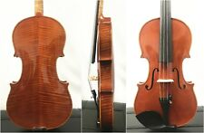 Advanced  4/4 Size Violin, French Bridge+Dominant Strings+Bow,Free Shipping