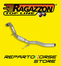 RAGAZZON TUBO SOST.NE FAP E CATALIZZATORE AUDI A3 SPORTBACK 8P 2.0TDi DPF 103kW