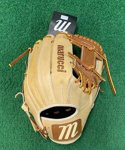 "Marucci Cypress Series 11.5"" Infield Baseball Glove - 52A2 RHT"