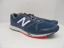 New Balance Men's 1500v1 Rev Lite Running Shoe Blue/Coral/White Size 15D