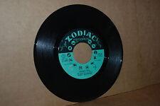 ELVIS PRESLEY REL.: RUBY ANDREWS; HOUND DOG; 1971 ZODIAC 1022 VG++ FUNK 45 RPM