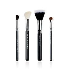 Jessup Pro 4PCS Basic Makeup Brush Set Powder Blend Eye Cosmetics  Kit Tool