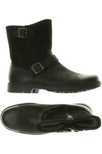 UGG Australia Stiefel Herren Boots Gr. DE 47 Leder schwarz #a63a8c9