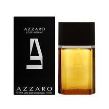 AZZARO POUR HOMME 100ML AFTER SHAVE LOTION SPLASH BRAND NEW & SEALED