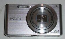 SONY DIGITAL CAMERA DSC-W830 CYBER-SHOT 20.1 MEGAPIXELS 8X OPTIAL ZOOM ZEISS