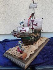 Modellbauschiff holz