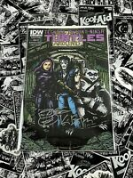 Teenage Mutant Ninja Turtles #46 B Signed & Remarked by Kevin Eastman