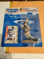 MATT WILLIAMS - San Francisco Giants Starting Lineup SLU MLB 1997 Figure & Card