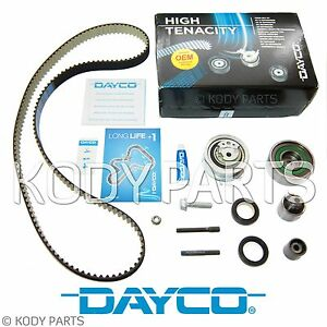 DAYCO TIMING BELT KIT - for Audi A1 1.6L Turbo Diesel 8X (CAYB engine)