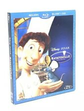 Ratatouille (Blu-ray+DVD, 2007; 2-Disc Set) NEW with RARE OOP Slipcover 💯Disney