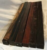 6 Pool Cues Combo Blanks 1.5x24 Woodworking Projects Furnitures Building Timber