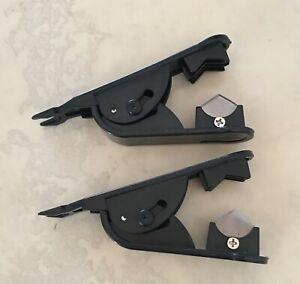 2 pcs PTFE Teflon Tube Cutter Hose Scissors cut up to 1/2'' OD Tube USA