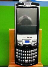 SAMSUNG SCH i730 VERIZON SMARTPHONE MICROSOFT WINDOWS OS QWERTY KEYBOARD TOUCH