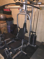 BodySolid Powerline P1X  Gym with Leg Press 210 LB Weight Stack