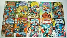 Captain America: Fighting Chance #1-12 Vf/Nm complete storyline + epilogue 434
