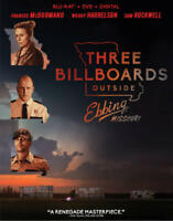 Three Billboards Outside Ebbing Missouri  (Blu-ray + DVD)