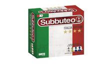 Giochi Preziosi Subbuteo Italia Edition Kit completo con 4 nazionali Bbt00000