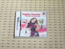Sophies Freunde Mode-Akademie für Nintendo DS, DS Lite, DSi XL, 3DS