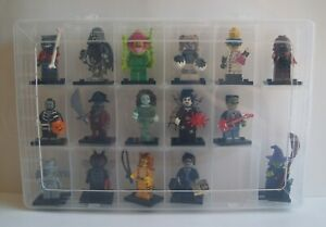 Lego Series 14 Monsters (71010) Complete Set Of 16
