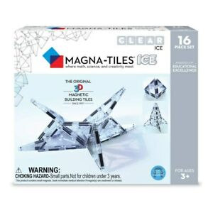 Valtech Company Magna-Tiles ICE Set - 16 Pcs