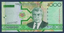 TURKMENISTAN - 1000 MANAT Pick n° 20 de 2005. en NEUF   AE9737797