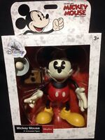 "NEW Disney Parks Timeless Mickey Mouse 6"" Articulated Toy Figure NIB."