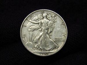 1945-S Liberty Walking Half Dollar XF