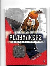 KENYON MARTIN 2004-05 FLEER SHOWCASE PLAYMAKERS GAME USED JERSEY