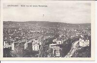 131 Stuttgart Blick von der neuen Weinsteige, 1912  AK Baden Württemberg
