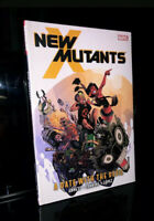 New Sealed! New Mutants A Date With The Devil HC Marvel Comics Graphic Novel