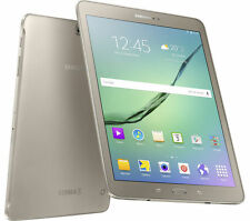"SAMSUNG Galaxy Tab S2 T813 9.7"" Tablet 32 GB 3 GB Ram 8MP CAM WIFI ANDROID-Oro"
