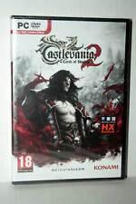 CASTLEVANIA 2 LORD OF SHADOW GIOCO NUOVO PC DVD VERSIONE ITALIANA AL1 41857