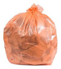 PlasticPlace 32-33 Gallon Trash Bags, 100/Case - MPN: W33RNG12
