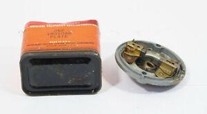 1951 1952 1953 1954 1955 Nash Ambassador Distributor Plate ~ 1931086