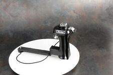 ^Vivitar PG-1 Pistol Grip Flash Holder w/ CB-35 Camera Bracket w/ Release Cable