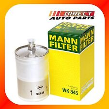 OEM MANN-FILTER WK845 Mercedes-Benz Fuel Filter C,E,S,SL Class and more