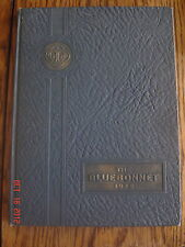 CATHOLIC 1939 BLUEBONNET FT WORTH TEXAS OUR LADY OF VICTORY ACADEMY YEARBOOK