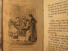 MYRA antique old little childrens book 1859
