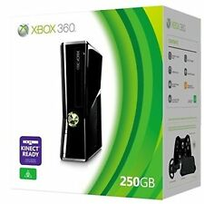 Xbox360 250GB Slim Consola (PAL) Negro