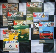 New listing GPI All 1986 99 100 101 102 103 104 105 Grand Prix International Ferrari Lotus