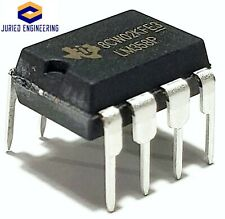 10PCS LM358P LM358 High-Gain Frequency_Compensated Dual Operational Amplifier IC