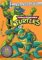 New Teenage Mutant Ninja Turtles Original Series Season 2 1987 DVD TMNT Cartoon