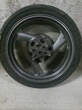 roue, jante arrière moto yamaha 600 Diversion 4br