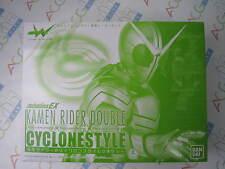 Masked Kamen Rider W Double Cyclone Style Figure Set Bandai Joker Metal Trigger