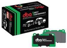 DBA Front + Rear Brake Pads For Jeep Grand Cherokee SRT 6.4L BREMBO