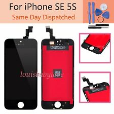 for iPhone 5s SE LCD Digitizer Display Touch Screen Black Assembly Replacement