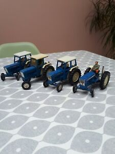 BRITAINS FARM TOYS VINTAGE FORD 6600 TRACTORS JOB LOT