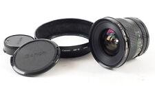 Canon FD 20mm f2.8 Wide Angle Prime Lens  (2864)